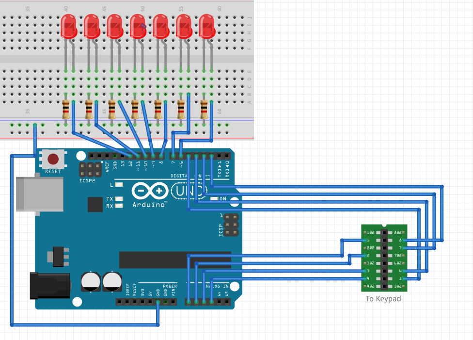 Fritzing schematic for Version1 Hardware