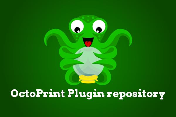 OctoPrint Plugin Repository